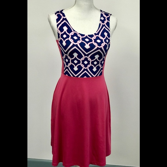 a1c9720c1f53 NWT Slimming Summer Fun Dress